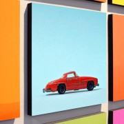 #candycars wall